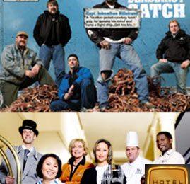 Le nuove frontiere del reality: The Deadliest Catch dall'Alaska e Hotel dall'Olanda