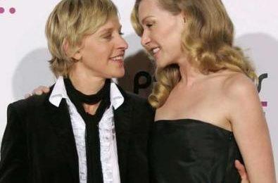 La California legalizza i matrimoni gay, si sposano Ellen DeGeneres / Portia De Rossi e George Takei / Brad Altman