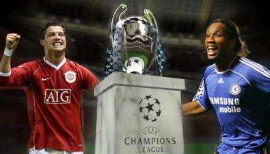 Sky Sport dedica dieci ore alla finale di Champions League tra Manchester e Chelsea