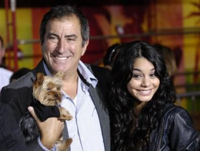 Vanessa Hudgens parla di High School Musical 3