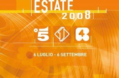 Speciale palinsesti estivi Mediaset