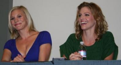 Niente CSI Las Vegas per Katee Sackhoff, Tricia Helfer in Burn Notice