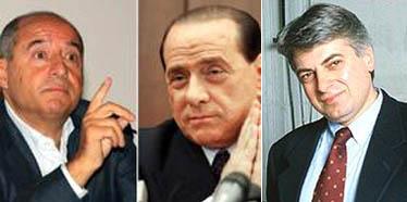 Saccà va a trovare Berlusconi, mentre la Rai indaga su Loris Mazzetti, braccio destro di Enzo Biagi