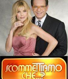 Alessandro Cecchi Paone sogna Sanremo, ma deve accontentarsi di Scommettiamo che…?