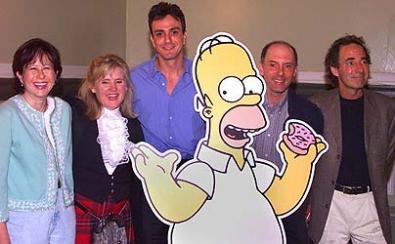 Le voci dei Simpson raggiungono un accordo