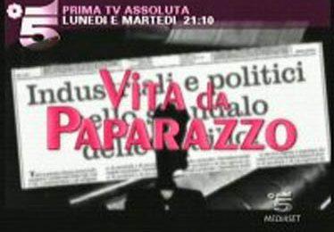 Vita Da Paparazzo, la seconda puntata su Rete4
