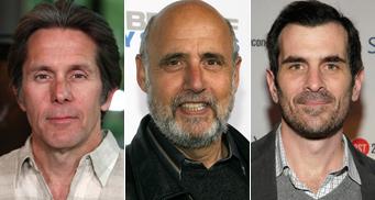 Gary Cole in Good Behavior, Kim Cattrall in Sensitive Skin e Dennis Hopper in Crash