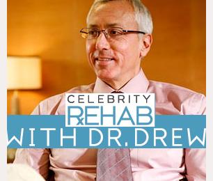 Gary Dourdan in Celebrity Rehab?