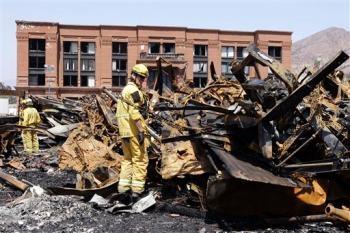 Accidentale l'incendio alla Universal, i tempi di riprese dei film saranno rispettati