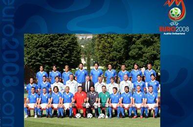 Europei di Calcio 2008, oggi il calcio d'inizio