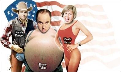 Little Britain USA, tutte le novità sul remake americano della serie british (fotogallery e video)