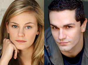 Sam Witwer e Cassidy Freeman in Smallville + il video promozionale della quarta stagione di Prison Break!