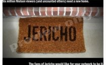 Save Jericho Again, la nuova campagna pro Jericho dei Jericho Rangers