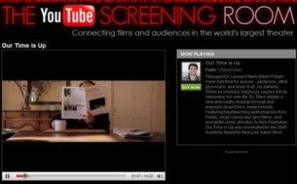 Screening Room, il canale di Youtube per film indipendenti