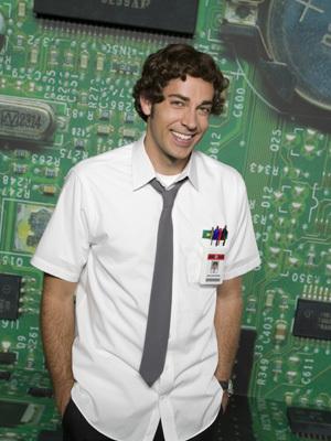 Zachary Levi parla della seconda stagione di Chuck