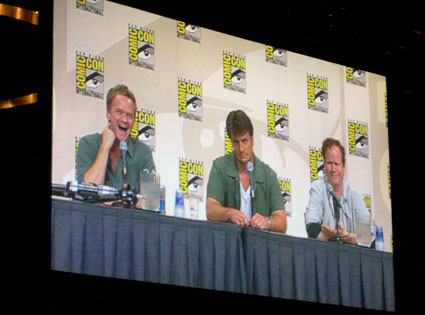 Comic Con 2008: Dr. Horrible's Sing-Along Blog