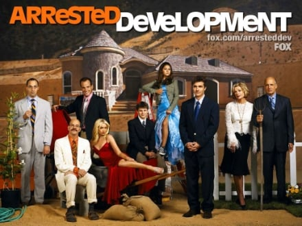 Un film da Arrested Development e Battlestar Galactica