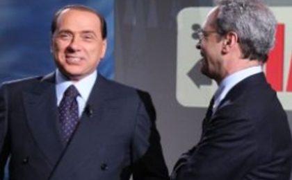 Niente Matrix per Silvio Berlusconi, puntata cancellata
