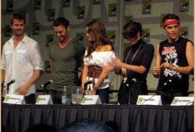 Comic con 2008 – Terminator: The Sarah Connor Chronicles