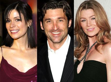 Grey's Anatomy, le nuove relazioni amorose della quinta stagione