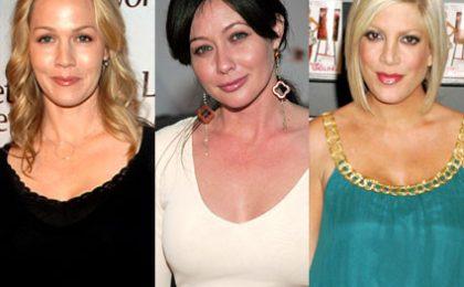 Colpo di scena a 90210: fuori Tori Spelling, entra Shannen Doherty