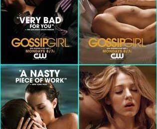 Il PTC contro la pubblicità di Gossip Girl (gallery)