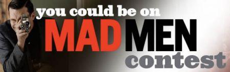 Il concorso di Mad Men che ti fa diventare protagonista della serie