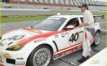Patrick Dempsey come Schumacher, ha partecipato alla Daytona International Speedway (fotogallery)