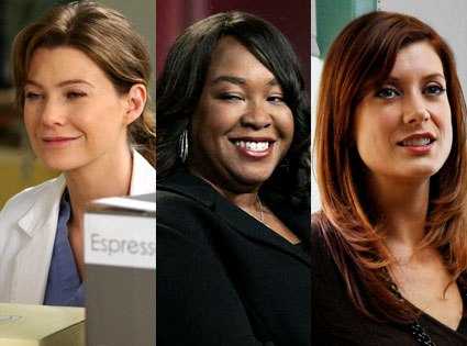 Grey's Anatomy e Private Practice: parla Shonda