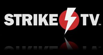 strike tv logo