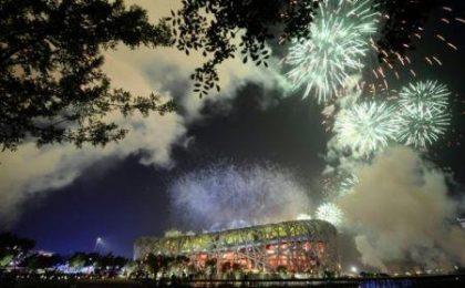 Olimpiadi 2008, la cerimonia di chiusura