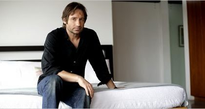 David Duchovny, tra Californication e i reality