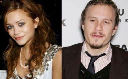 Mary Kate Olsen sa qualcosa sulla morte di Heath Ledger?