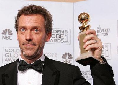 Dr House, intervista a Hugh Laurie