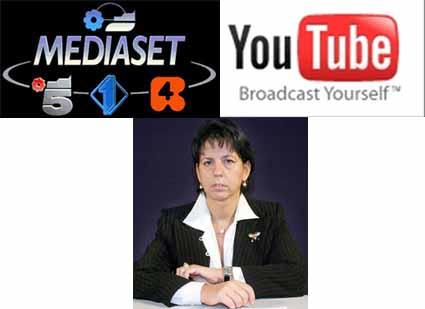 Mediaset ribatte alle critiche sulla causa YouTube