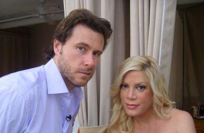 Tori Spelling cerca (il) marito in 90210