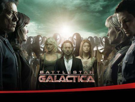 Battlestar Galactica torna nel gennaio 2009
