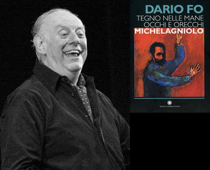 Dario Fo e Michelangelo in tre puntate su RaiTre
