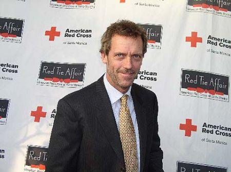 Hugh Laurie, bello e depresso