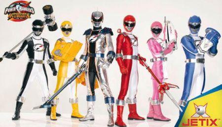 Power Rangers Operation Overdrive