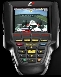 Formula1, a Monza arriva la tv portatile sugli spalti