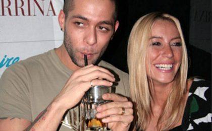 Karina Cascella e Salvatore Angelucci a La Talpa 3