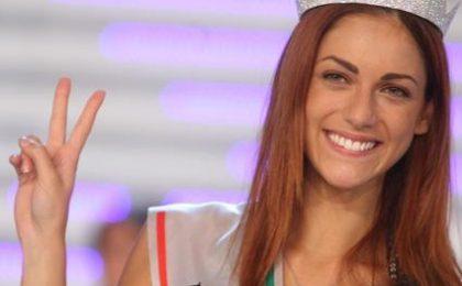 Miss Italia 2008 è Miriam Leone, rossa e ripescata