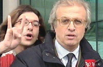 Paolini, ingresso vietato a Fiumicino per 3 anni