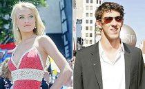 La Lohan cotta di Phelps, agli MtvVMA bacerà la Perry?