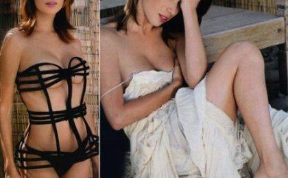 Veronica Maya, foto seducenti per Diva e Donna