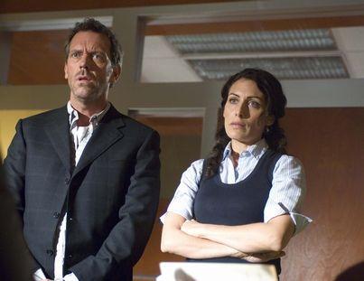 Dr House, parlano Hugh Laurie e Lisa Edelstein