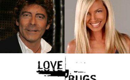Federica Panicucci e Luca Laurenti in Love Bugs 4