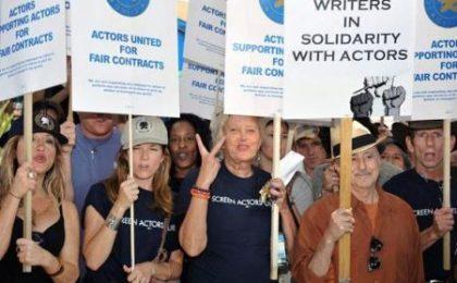 Sempre più probabile lo sciopero degli attori