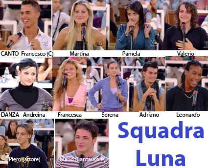 Squadra Luna